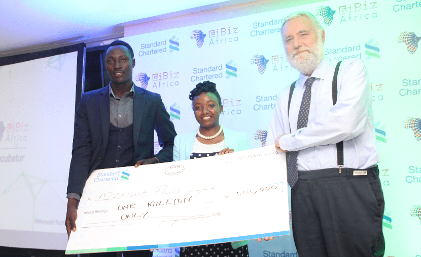 Applications open for 4th edition of Standard Chartered's female-focused incubator in Kenya